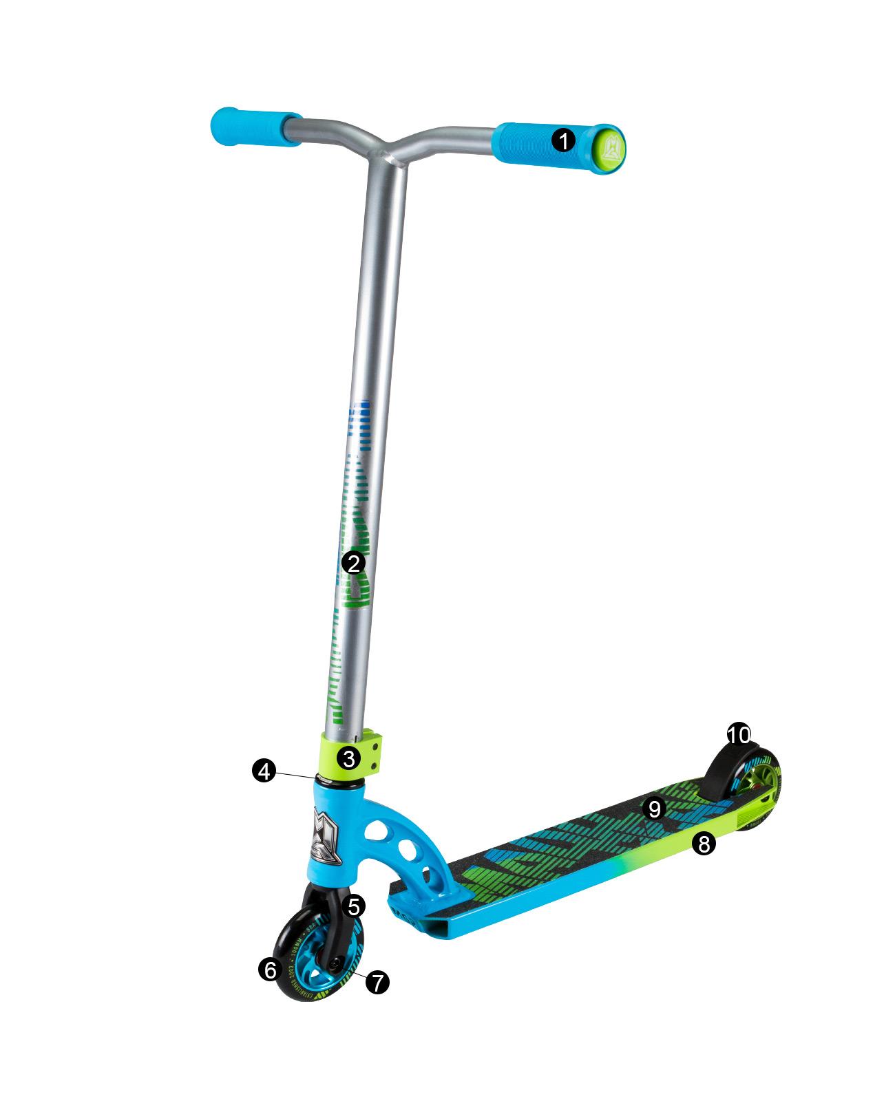 mgp madd gear stunt scooter vx7 pro roller kickboard. Black Bedroom Furniture Sets. Home Design Ideas