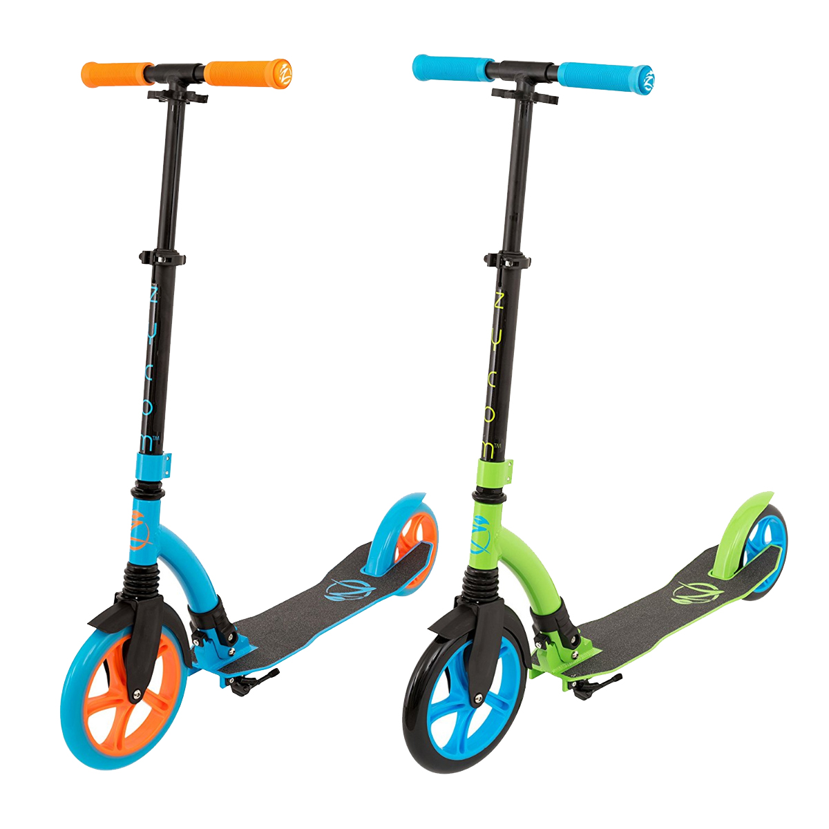 scooter roller tretroller kinderroller cityroller klappbar 230mm big wheel kids ebay. Black Bedroom Furniture Sets. Home Design Ideas